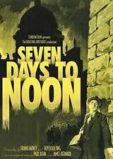 Seven Days To Noon (1950) (2019, DVD NIEUW)