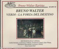Verdi: La Forza Del Destino/ Walter, Étrier, Roman, Tibbett, Met 23.1.1943 - CD