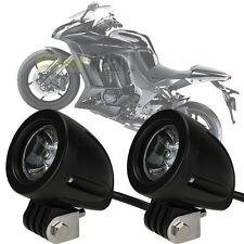 2X 10W Cree LED Work Light Spot Lamp Driving Fog 12V Car 4x4 Motorcycle Boat ATV