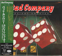 BAD COMPANY-STRAIGHT SHOOTER DELUXE EDITION-JAPAN 2 CD K03