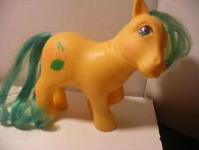 HASBRO Mon Petit Poney My Little Pony figuine G1 1984 TUTTI FRUTTI