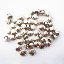 Locking Flathead Lapel Pin Back Clutch Clasp Fastener Silver Accessories 10 Pcs