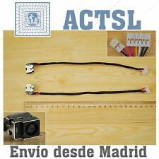 Conector DC Power Jack para HP DV7-2000 (with cable,long cable)