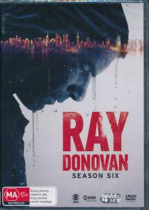 Ray Donovan Season Six 6 DVD NEW Liev Schreiber