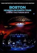 BOSTON - 2014 HEAVEN ON EARTH TOUR LIVE L.A. FORUM DVD [NTSC - US] NEW/SEALED