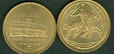 1 EURO TEMPORAIRE DES VILLES DE CHAMBERY  LISSE 1997  ETAT  NEUF