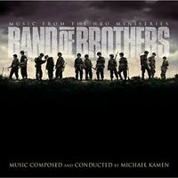 Band Of Brothers - Original Motion Picture Soundtrack [CD]