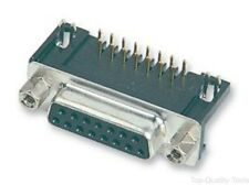 SOCKET, D, PCB, R/A, T&D, 9WAY, Part # SDEX9SNT
