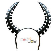 Cosjoy Black Rock Shooter DEAD MASTER Horn Headwear PVC Prop Cosplay-0008