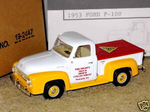 MIGHTY TRUCK 53 FORD F-100 PICK-UP FIRST GEAR 1ST  MINT Diecast 1/34 scale