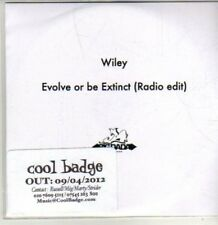 (CS944) Wiley, Evolve or be Extinct - 2012 DJ CD