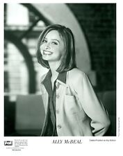 CALISTA FLOCKHART PORTRAIT ALLY MCBEAL ORIGINAL 1998 FOX TV PHOTO