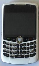 USED BLACKBERRY CURVE 8330 WHITE SPRINT CDMA 3G PHONE