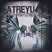 Atreyu - Suicide Notes and Butterfly Kisses (2002)  CD  NEW/SEALED  SPEEDYPOST