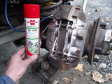 WURTH aluminium - copper grease 300ml aerosol Anti Seizs High Temperature