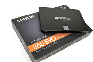 "DISQUE DUR Samsung 860 EVO 250GB SSD SATA III Solid State Drive 2.5"" Original"
