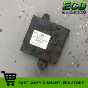 Holden Commodore - BCM - Body Control Module - 149 - HIGH / TESTED & WARRANTY