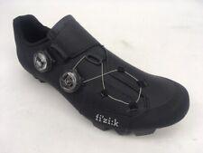 fizik X1 Infinito 42 / 9 Men's MTB Shoe - Black - $399 Retail
