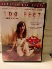 100 Feet (DVD 103 Minutes 2007) Famke Janssen Movie Gallery Exclusive Uncut &...