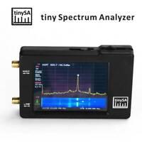 "Handheld Tiny Spectrum Analyzer TinySA 2.8"" LCD 100khz to 960mhz Touch Control"