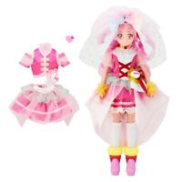 Hugtto! Precure Cheerful Precure Style DX Cure Yell / Ale Figure Japanese Anime