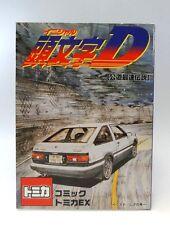 Initial D Comic Tomica Ex Tomy Japan