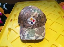 Pittsburgh Steelers CAMO  Hat Adjustable Embroidered