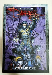 THE COMPLETE DARKNESS #1 Hard Cover Kickstarter Exclusive W/Dust Jacket Signed