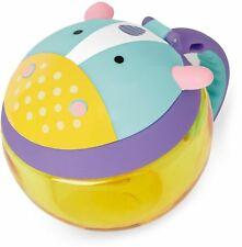 24-oz Home Kitchen Baby Infant Toddler Unicorn Snack Cup Dish Container Multi
