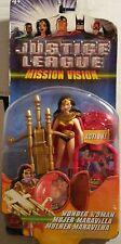 Action Figure Wonder Woman Justice League Mission Vision DC Mattel Blister 11 Cm