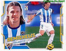 016 DEMICHELIS ARGENTINA MALAGA.CF UPDATE STICKER LIGA 2011 PANINI