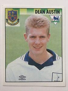 Merlin Premier League 1995 Football Sticker 464 Dean Austin Tottenham