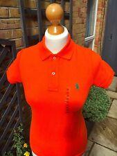 BNWT 100% Genuine Ralph Lauren Women Polo Short Sleeve T-Shirt XS