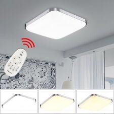 12W LED Deckenleuchte Deckenlampe Wandlampe Dimmbar mit Fernbedienung Flur IP44