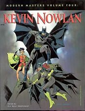 Modern Masters Volume 4:  Kevin Nowlan / TwoMorrows / 128 pages