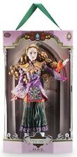 "Poupée Alice Doll 17"" ♥ In Wonderland ♥ Disney Limited Edition Limitee 1 of 4000"