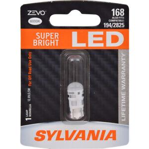 License Light Bulb-Hatchback Sylvania 168LED.BP