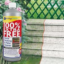 Stone Decking Patio Gravestone Driveway Paving Step Garden Furniture Cleaner