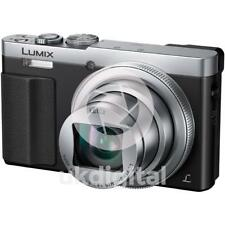 Panasonic Lumix DMC-TZ70 Camera Silver + FREE 16GB CARD