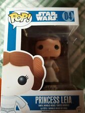 "Funko Pop 04 ""Star Wars"" PRINCESS LEIA"