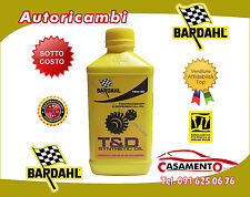 OLIO CAMBIO TRASMISSIONE SINTETICO BARDAHL T&D SYNTHETIC TRASMISSION 75W90