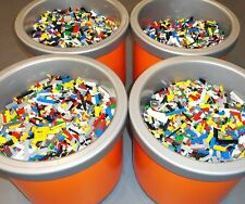 3 Minifigs + 2 POUNDS OF LEGOS Bulk lot 100% Lego Star Wars, City, Etc.