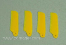 4pcs Tarot 250 Spare Parts Tail Blade MS25084 for trex 250