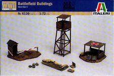 Italeri - Battlefield buildings (World War II) - 1:72