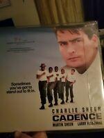 Cadence Laserdisc LD Charlie Sheen Martin Free Ship $30 Orders