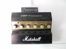 MARSHALL DRP-1 DIRECT RECORDING PREAMP EQ OVERDRIVE PRE AMPLIFIER FREE USA SHIP