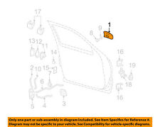 GM OEM-Outside Exterior Door Handle Right 19356471