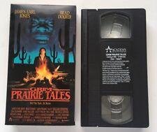 Grim Prairie Tales VHS 1991 OOP Rare Horror Movie Brad Dourif