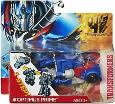 Transformers Age Of Extinction One Step Changer Action Figure Optimus Prime
