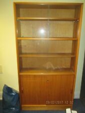 More than 200cm High Teak Unbranded Cabinets & Cupboards